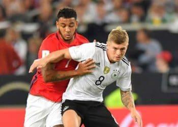 ไฮไลท์ฟุตบอล เยอรมนี 6-0 นอร์เวย์
