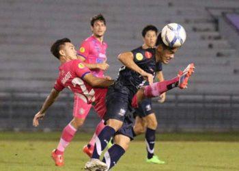 ไฮไลท์ฟุตบอล แอร์ฟอร์ซ เซ็นทรัล 2-2 หนองบัวพิชญ เอฟซี