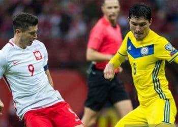 ไฮไลท์ฟุตบอล โปแลนด์ 3-1 คาซัคสถาน