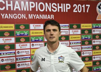 กุนซือ ทีมชาติไทย U18 กล่าวชื่นชมลูกทีมเล่นตามแท็คติกได้แม้สภาพแวดล้อมไม่เอื้ออำนวย