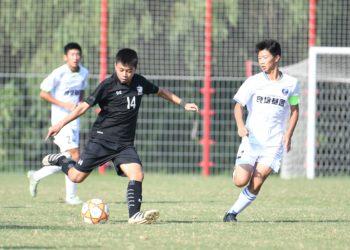 เจ้าภาพหงอย! ทีมชาติไทย U14 ชนะ อู่ฮั่น 2-0 ลิ่วรอบรองชนะเลิศ