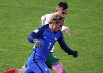 ไฮไลท์ฟุตบอล บัลแกเรีย 0-1 ฝรั่งเศส