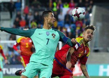 ไฮไลท์ฟุตบอล อันดอร์ร่า 0-2 โปรตุเกส