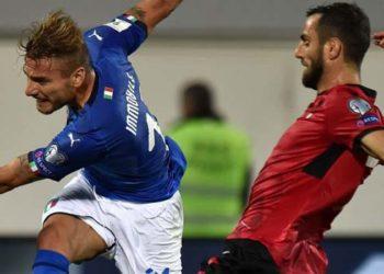 ไฮไลท์ฟุตบอล แอลเบเนีย 0-1 อิตาลี