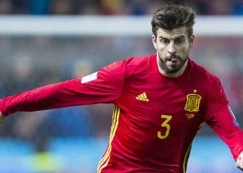 """ภูมิใจในสายเลือด """"ปิเก"""" พร้อมลาสเปนก่อนถึงฟุตบอลโลก ปมขัดแย้งแยกดินแดน"""