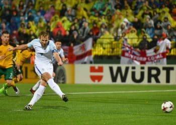 อังกฤษ ปรับทัพเพียบ บุกชนะ ลิธัวเนีย 1-0 ศึกคัดบอลโลกนัดสุดท้าย