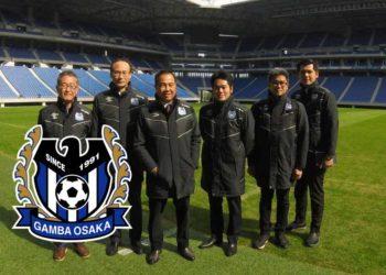 สมาคมฯ เยือน กัมบะ โอซาก้า ศึกษาโครงการสร้างสนามฟุตบอลของญี่ปุ่น