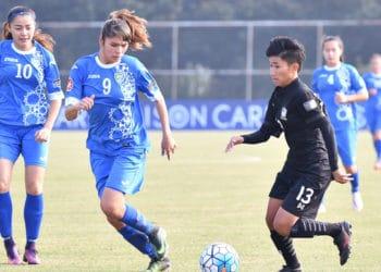 ไม่ยอมพ่ายทิ้งทวน! ชบาแก้ว ยู-19 ฮึดไล่ตีเจ๊า อุซเบฯ 2-2 ศึกบอลหญิงชิงแชมป์เอเชีย