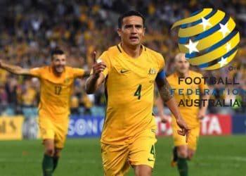 เคฮิลล์ แสบยิง 2 ดับฝัน ซีเรีย พา ออสเตรเลีย ลิ่วชิงเพลย์ออฟบอลโลก