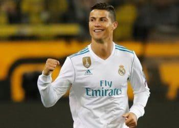 """""""โรนัลโด"""" รั้งรองแชมป์คนดังยุโรปรายรับสูงสุดปี 2017 เป็นรองแค่ """"เจ.เค. โรวลิง"""""""