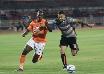 ไฮไลท์ฟุตบอล ราชบุรี มิตรผล 0-1 เชียงราย ยูไนเต็ด