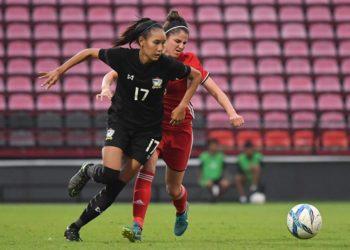 ทีมชาติไทยหญิง อุ่นต้อนจอร์แดนนัดแรก 3-0 สบาย