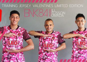 ขอนแก่น ขายเสื้อใหม่ BNK84 พรุ่งนี้