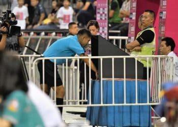 สมาคมกีฬาฟุตบอล ใช้ VAR-ARR ไทยลีกสัปดาห์นี้ครั้งสุดท้าย